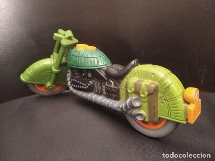 MOTO - TORTUGAS NINJA SERIE TV. CLASICA 1989- TMNT (Juguetes - Figuras de Acción - Tortugas Ninja)