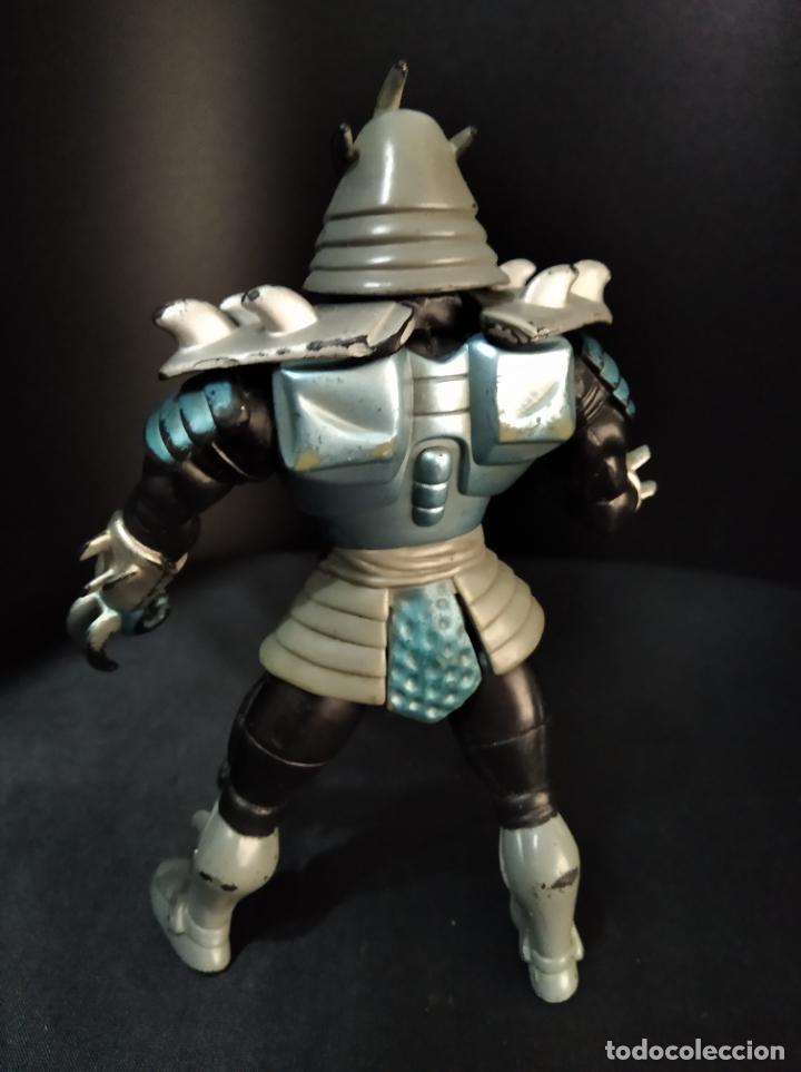 Figuras y Muñecos Tortugas Ninja: DESPEDAZADOR SHREDDER - TORTUGAS NINJA SERIE TV 2002. PLAYMATES- - Foto 2 - 221650308
