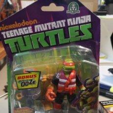 Figuras y Muñecos Tortugas Ninja: TORTUGAS NINJA - TEENAGE MUTANT NINGA TURTLES - NICKELODEON - MUTAGEN OOZE CHUCKIN' MIKEY. Lote 221730618