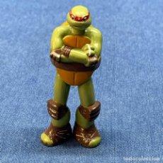 Figuras y Muñecos Tortugas Ninja: TORTUGA NINJA RAPHAEL -VIACOM 7CM. Lote 221837730
