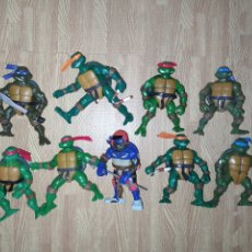 Figuras y Muñecos Tortugas Ninja: LOTE TORTUGAS NINJA TMNT. Lote 222016905