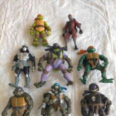 Figuras y Muñecos Tortugas Ninja: TORTUGAS NINJA FIGURAS TORTUGA NINJA PLAYMATES TOYS MIRAGE STUDIOS 6€ CADA UNA . LEONARDO PLAYMATE. Lote 222119351