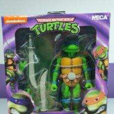 Figuras y Muñecos Tortugas Ninja: FIGURA LEONARDO VIDEOJUEGO TMNT TURTLES IN TIME LAS TORTUGAS NINJA. Lote 222484937