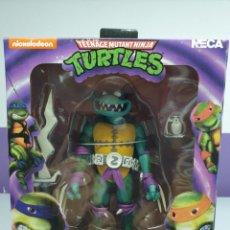 Figuras y Muñecos Tortugas Ninja: FIGURA SLASH VIDEOJUEGO TMNT TURTLES IN TIME LAS TORTUGAS NINJA. Lote 222485418