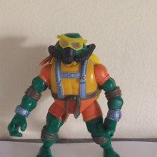 Figuras y Muñecos Tortugas Ninja: TORTUGAS NINJA SUBMARINISTA 2002 PLAYMATES TMNT. Lote 223097043