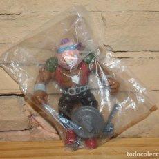 Figurines et Jouets Tortues Ninja: BEBOP TORTUGAS NINJA FIGURA NUEVA Y PRECINTADA 1º SERIE 1988 COMPLETA MIRAGE STUDIOS TMNT. Lote 223298236