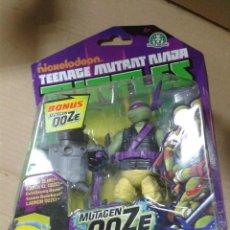 Figuras e Bonecos Tartarugas Ninja: MUTAGEN OOZE. TEENAGE MUTANT NINJA TURTLES. DONATELLO. Lote 223516941