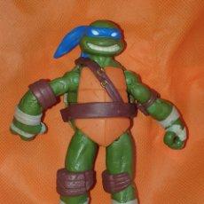 Figuras y Muñecos Tortugas Ninja: FIGURA TORTUGAS NINJA ARTICULADA MUY BUEN ESTADO. Lote 227561075