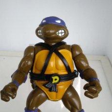 Figure e Bambolotti Tortugas Ninja: TORTUGA NINJA 1988 PLAYMATES DONATELLO CON CINTO TORTUGAS NINJA TURN TURTLE. Lote 227725670