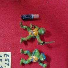 Figuras y Muñecos Tortugas Ninja: TORTUGAS NINJA AÑO 1988 YOLANDA. Lote 230161675