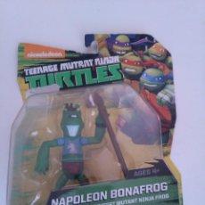 Figuras y Muñecos Tortugas Ninja: TORTUGAS NINJA NAPOLEON TURTLES BONAFROG NICKELODEON.. Lote 231327180