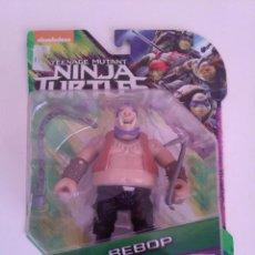 Figuras y Muñecos Tortugas Ninja: TORTUGAS NINJA BEBOP TURTLES NICKELODEON.. Lote 231328015