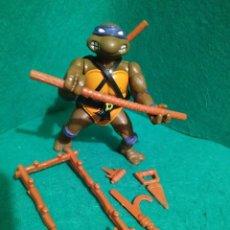 Figuras y Muñecos Tortugas Ninja: DONATELO PLAYMATES VINTAGE 88 COMPLETO. Lote 232660845
