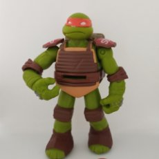 Figuras y Muñecos Tortugas Ninja: TORTUGAS NINJA MICHELANGELO LANZADOR DE PIZZAS - VIACOM 2012 - TMNT. Lote 234170430