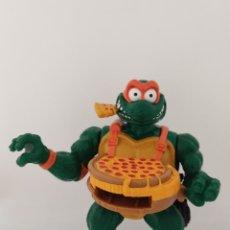 Figurines et Jouets Tortues Ninja: TORTUGA NINJA MICHELANGELO PIZZA TOSSIN - PLAYMATES 1993 - TMNT. Lote 234171895