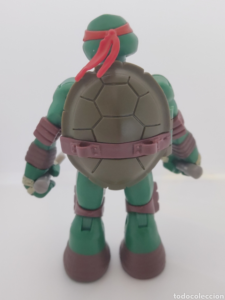Figuras y Muñecos Tortugas Ninja: Tortugas ninja Raphael Battle Shell - 2013 viacom - tmnt - - Foto 3 - 287102583