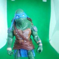 Figuras y Muñecos Tortugas Ninja: LEONARDO - LAS TORTUGAS NINJA LA PELICULA 2014 - PLAYMATES. Lote 235388365
