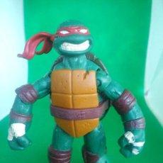 Figuras y Muñecos Tortugas Ninja: TORTUGAS NINJAS 2012, RAPHAEL. Lote 235388395