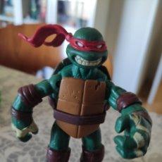 Figuras y Muñecos Tortugas Ninja: TORTUGAS NINJA. VIACOM PTI 2012. EL SEGUNDO CA. RAPHAEL. Lote 235414460