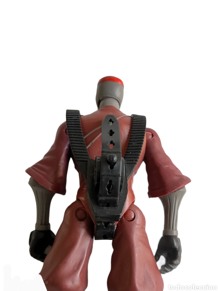 Figuras y Muñecos Tortugas Ninja: figura soldado clan del pie (tortugas ninja) viacom 2012.12cm , material pvc. - Foto 2 - 238186140