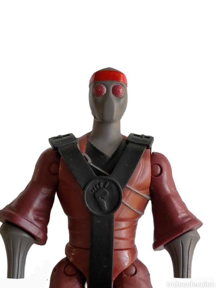 Figuras y Muñecos Tortugas Ninja: figura soldado clan del pie (tortugas ninja) viacom 2012.12cm , material pvc. - Foto 3 - 238186140