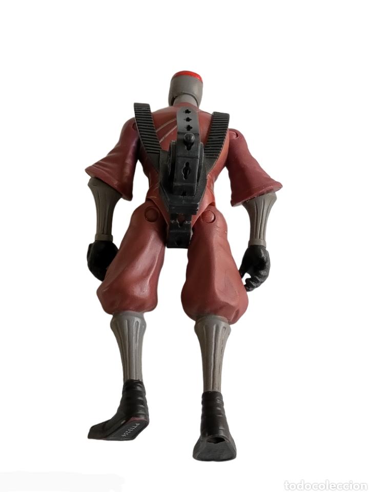 Figuras y Muñecos Tortugas Ninja: figura soldado clan del pie (tortugas ninja) viacom 2012.12cm , material pvc. - Foto 4 - 238186140