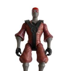Figuras y Muñecos Tortugas Ninja: FIGURA SOLDADO CLAN DEL PIE (TORTUGAS NINJA) VIACOM 2012.12CM , MATERIAL PVC.. Lote 238186140