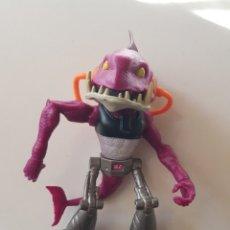 Figuras y Muñecos Tortugas Ninja: VIACOM 2012 FIGURA DE ACCIÓN FISHFACE. Lote 238595420