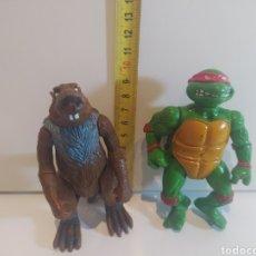 Figuras y Muñecos Tortugas Ninja: LOTE DE TORTUGAS NINJA. Lote 238870065