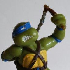 Figuras y Muñecos Tortugas Ninja: FIGURA DE PVC / TORTUGA NINJA / KEISY JONES / 1988 YOLANDA / SOLDADO DEL CLAN DE. Lote 242085315