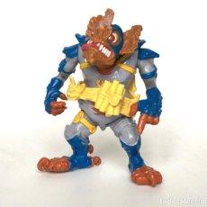 Figurines et Jouets Tortues Ninja: WINGNUT SCREWLOOSE + CINTURÓN TORTUGAS NINJA TMNT. Lote 242108260