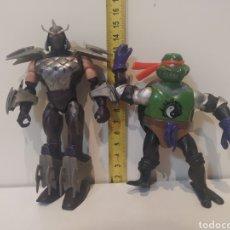 Figuras y Muñecos Tortugas Ninja: LOTE TORTUGA NINJA. Lote 244419370