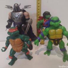 Figuras y Muñecos Tortugas Ninja: LOTE DE TORTUGAS NINJA. Lote 244423360