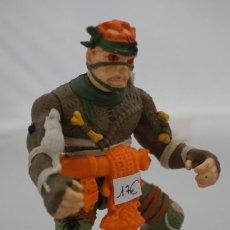 Figuras e Bonecos Tartarugas Ninja: FIGURA RAT KING DE TORTUGAS NINJA. Lote 244578410