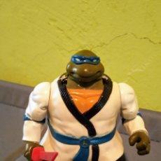 Figuras y Muñecos Tortugas Ninja: TORTUGAS NINJA LEONARDO SAMURAI 1993 MIRAGE STUDIOS PLAYMATES TOYS. Lote 245059525
