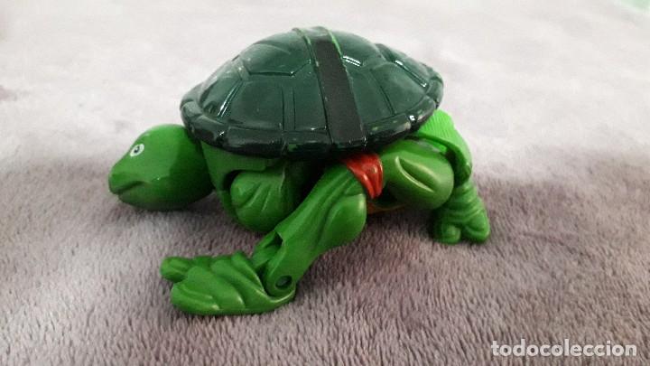 Figuras y Muñecos Tortugas Ninja: TMNT 3 muñecos Tortugas Ninja Mirage Studios Playmates Toys 1992 - Foto 3 - 245208980