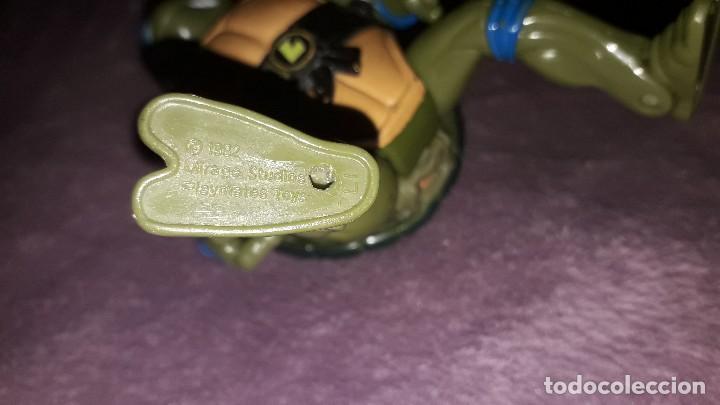 Figuras y Muñecos Tortugas Ninja: TMNT 3 muñecos Tortugas Ninja Mirage Studios Playmates Toys 1992 - Foto 4 - 245208980