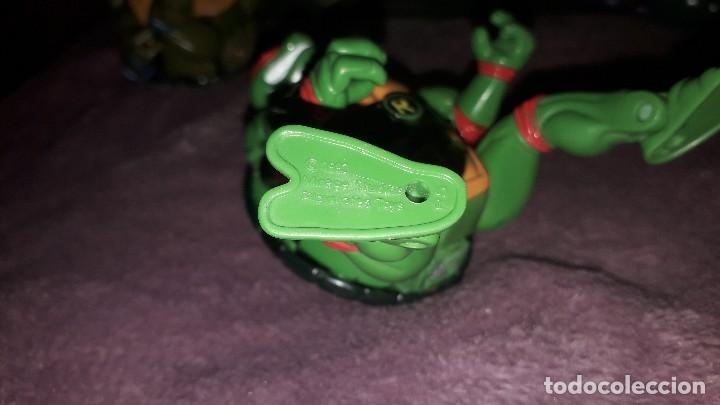 Figuras y Muñecos Tortugas Ninja: TMNT 3 muñecos Tortugas Ninja Mirage Studios Playmates Toys 1992 - Foto 5 - 245208980