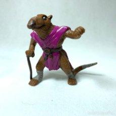Figuras y Muñecos Tortugas Ninja: FIGURA TORTUGAS NINJAS - SPLINTER - EL MAESTRO - MIRAGE STUDIOS - YOLANDA - AÑO 1988. Lote 245269190