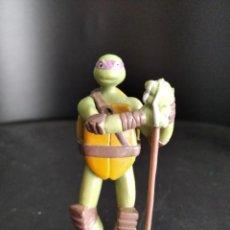 Figuras y Muñecos Tortugas Ninja: DONATELLO TORTUGAS NINJAS - TMNT- 2013 VIACOM - FIGURA DE PVC-. Lote 245440270
