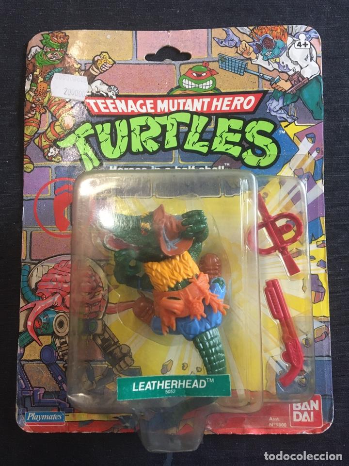 TMNT TORTUGAS NINJA LEADERHEAD (Juguetes - Figuras de Acción - Tortugas Ninja)