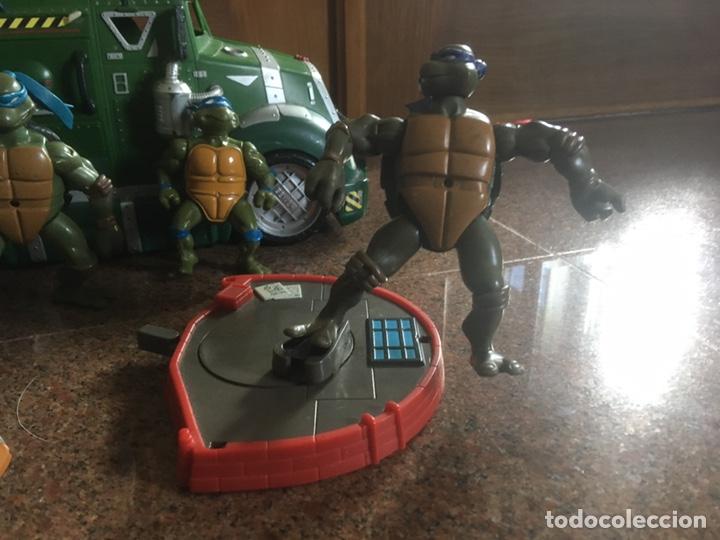 Figuras y Muñecos Tortugas Ninja: TMNT Tortugas Ninja colección - Foto 2 - 245507625