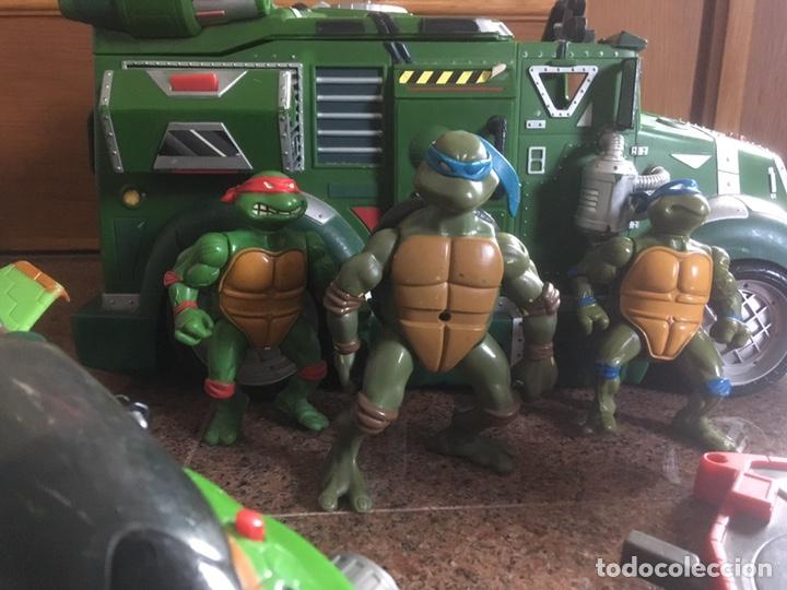Figuras y Muñecos Tortugas Ninja: TMNT Tortugas Ninja colección - Foto 3 - 245507625