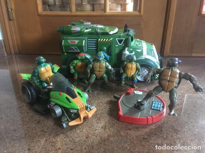 TMNT TORTUGAS NINJA COLECCIÓN (Juguetes - Figuras de Acción - Tortugas Ninja)