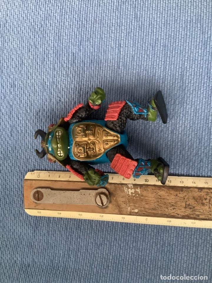 TORTUGAS. NINJA BANDAI SAMURAI (Juguetes - Figuras de Acción - Tortugas Ninja)