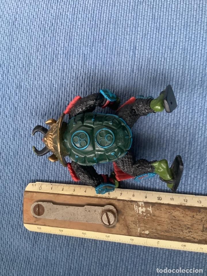 Figuras y Muñecos Tortugas Ninja: TORTUGAS. NINJA BANDAI SAMURAI - Foto 2 - 246110785