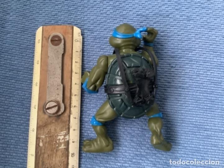 Figuras y Muñecos Tortugas Ninja: TORTUGAS. NINJA BANDAI LEONARDO 2008 - Foto 3 - 246117200