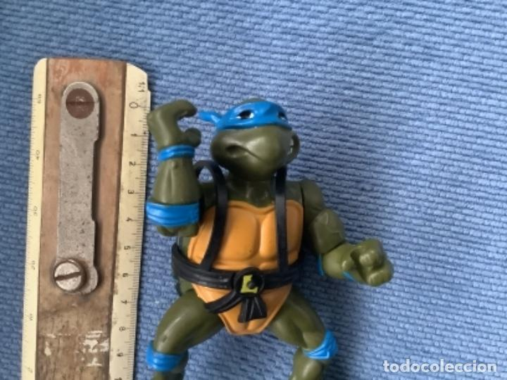 Figuras y Muñecos Tortugas Ninja: TORTUGAS. NINJA BANDAI LEONARDO 2008 - Foto 5 - 246117200