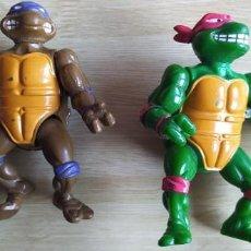 Figuras y Muñecos Tortugas Ninja: TORTUGAS NINJA TURTLES MUTANT PLAYMATES STUDIOS. Lote 246509185