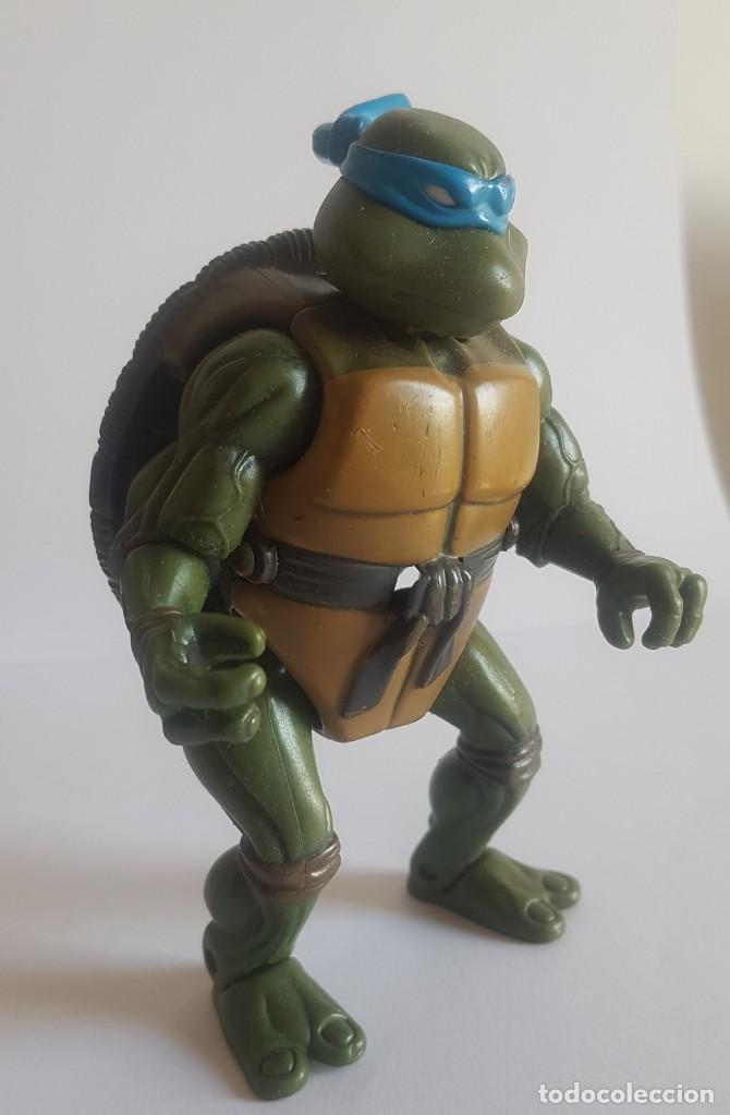 TORTUGA NINJA TRANSFORMABLE LEONARDO. PLAYMATICS TOYS (Juguetes - Figuras de Acción - Tortugas Ninja)
